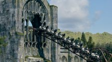 See new Hagrid roller coaster