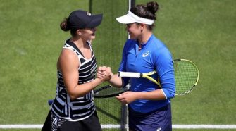 Ash Barty can become the women's tennis world number one with Edgbaston title win