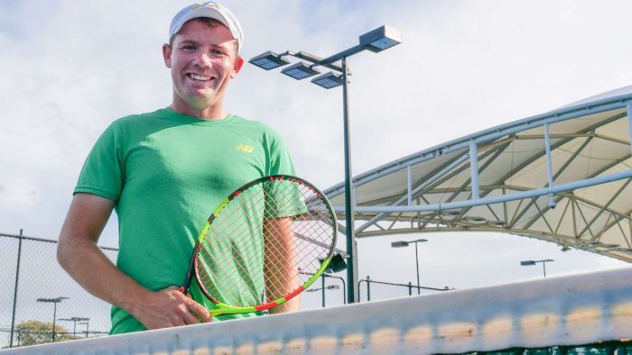 Move over Ash Barty, meet Queensland's other world number one tennis champion