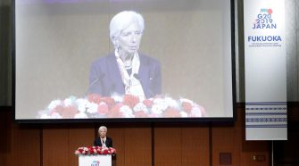 IMF's Lagarde highlights potential disruptive nature of fintech