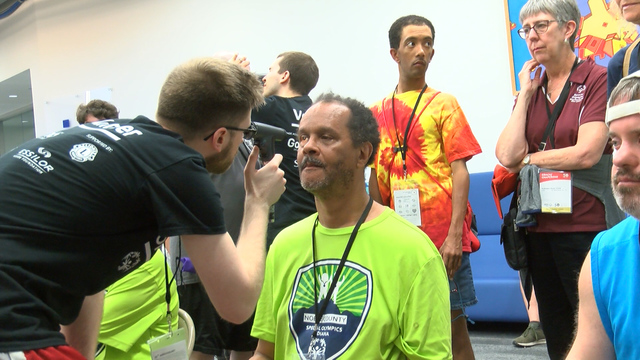 Creating healthy athletes at Special Olympics Indiana
