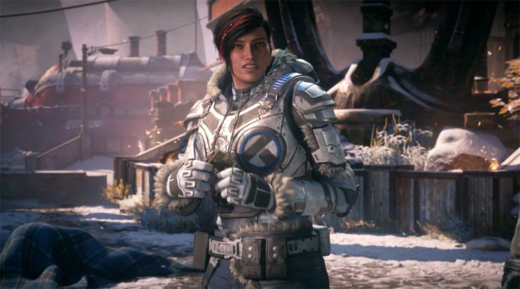 Gears 5 Release Date and Launch Plans Leak Early