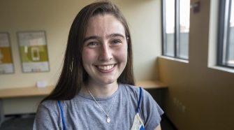 Student Spurs Brookline, Mass., To Offer Free Tampons And Pads In Public Buildings : NPR
