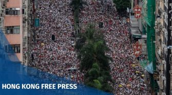 BREAKING: Over a million attend Hong Kong demo against controversial extradition law, organisers say