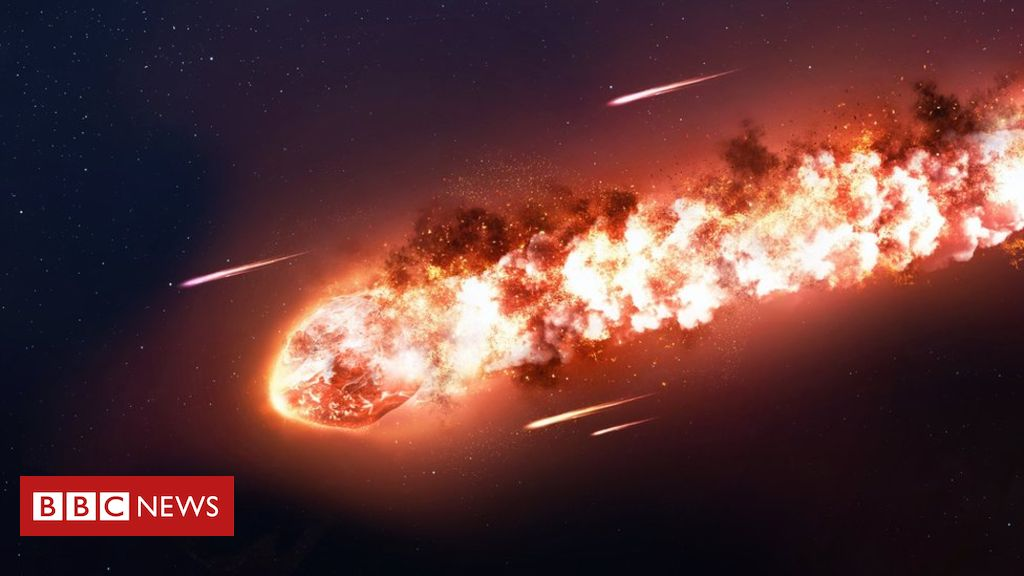 Scientists close in on hidden Scottish meteorite crater