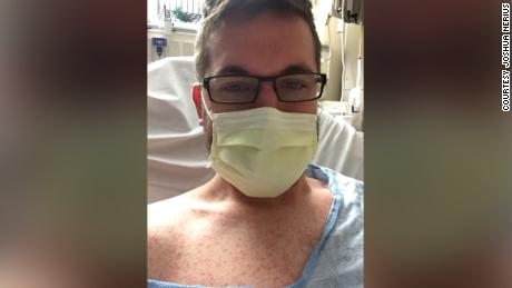 Anti-vaxers' adult son gets measles; now, he has this message for the world