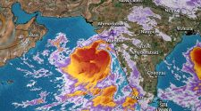 Tropical Cyclone Vayu strengthens as it approaches India