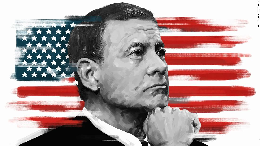 Chief Justice John Roberts is about to show his cards