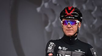 Chris Froome ruled out of Tour de France after breaking leg in practice crash