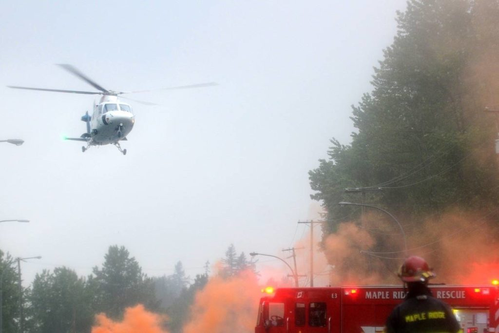 Multiple patients after dirt bike accident in Maple Ridge – Cloverdale Reporter