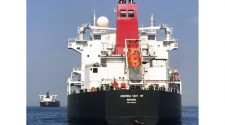 2 oil tankers damaged in suspected attack in the Gulf of Oman, crew evacuated