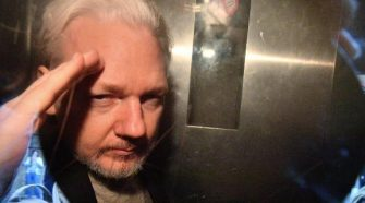 BREAKING NEWS: UK Signs Julian Assange's US Extradition Papers | Fort Smith/Fayetteville News
