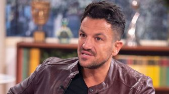 Peter Andre risks Katie Price's wrath by breaking Instagram promise