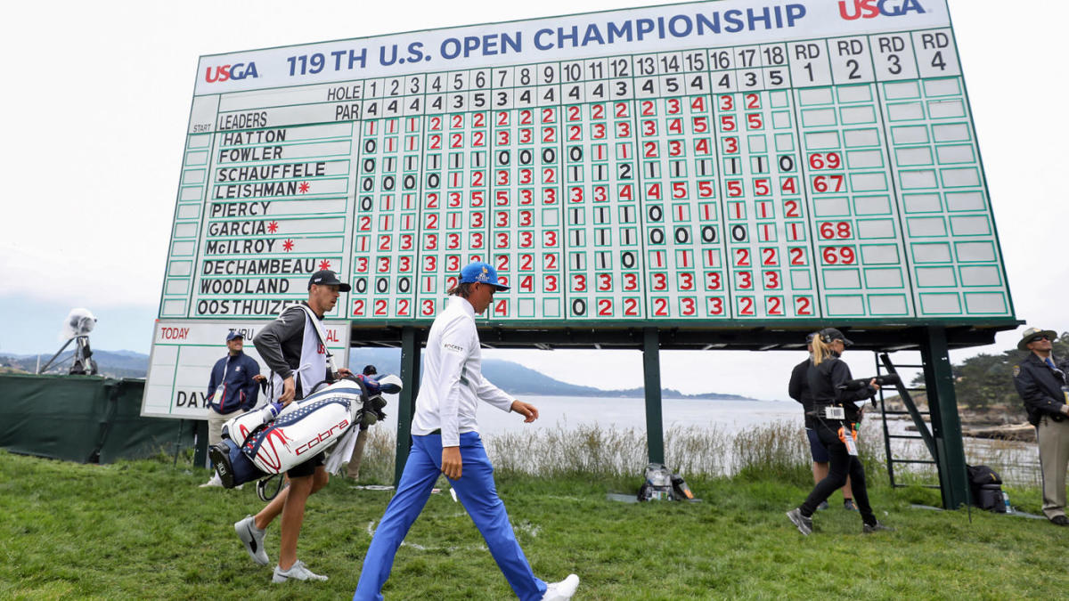 2019 U.S. Open leaderboard: Live coverage, Tiger Woods score, golf scores on Friday