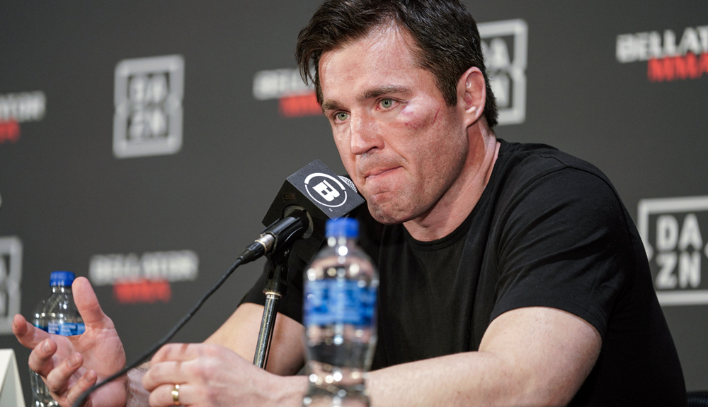 Why Chael Sonnen decided to retire