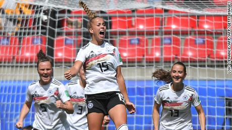 Germany is one of several teams that has a legitimate chance of dethroning the US women at the World Cup.