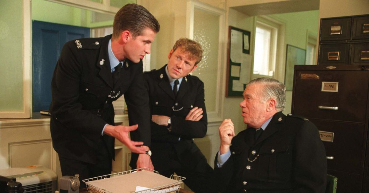 William Simons dead – Heartbeat actor PC Alf Ventress dies aged 78