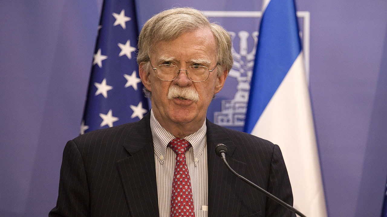 Bolton to Iran: Don't mistake 'US prudence and discretion for weakness'