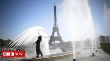 France 40C heatwave could break June records