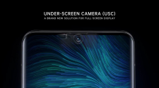 OPPO announces under-screen camera and it's very clearly first-gen