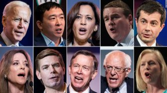 Commentary: The first Democratic debate, night two