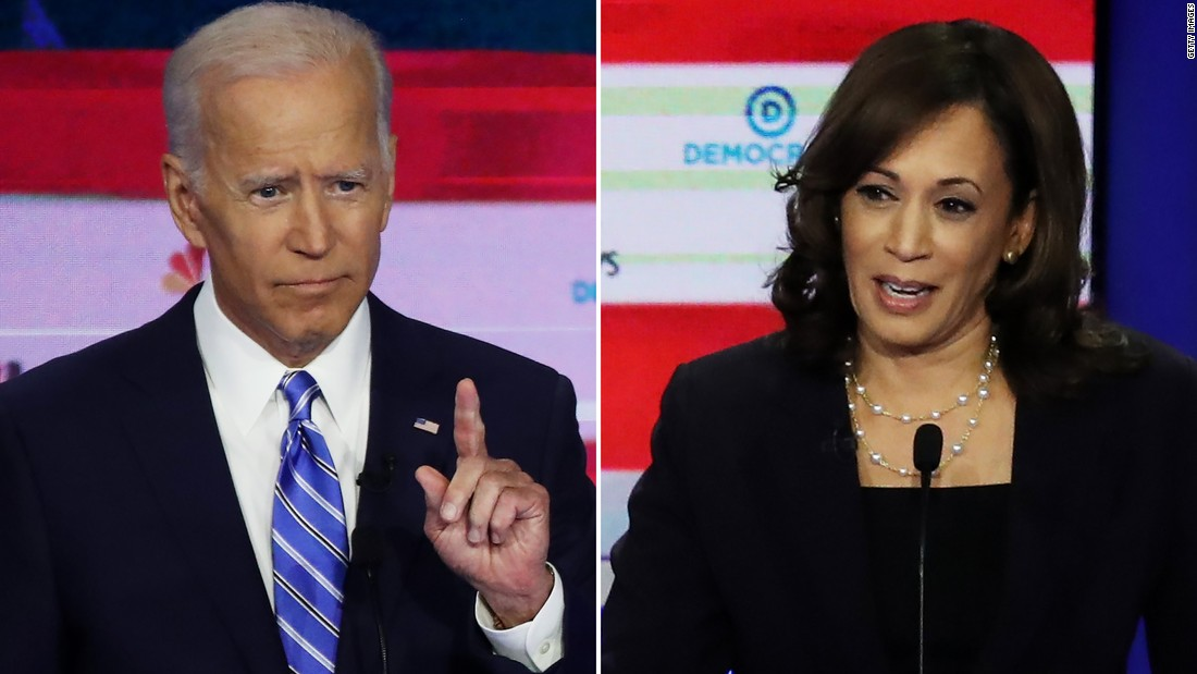 The first Democratic debate of the 2020 election throws Biden's campaign into turmoil