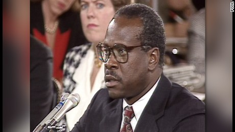 Clarence Thomas Fast Facts