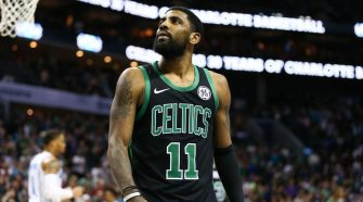 Sources -- Irving, Nets moving toward 4-year deal
