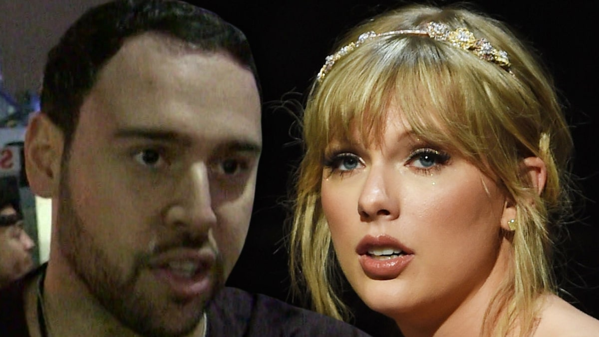 Taylor Swift Blasts Scooter Braun, whom she calls 'Bully,' for Owning Her Music