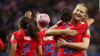 At World Cup, US women's team fights for more than gold