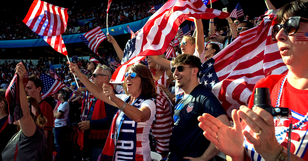 U.S. Might Be the World Cup's Best Team. It Is Definitely the Best Draw.