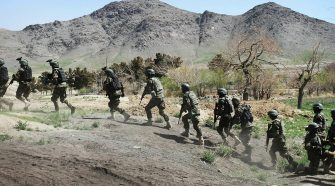 2 service personnel killed in Afghanistan, US military says