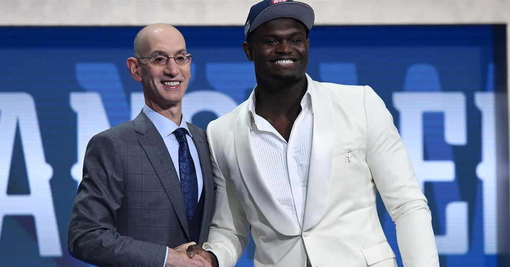 2019 N.B.A. Draft Results: Analysis of Every Pick in Round 1