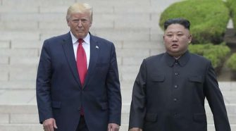 2020 Democratic hopefuls slam Trump's meeting with Kim as 'photo opportunity', say he's 'coddling' dictators