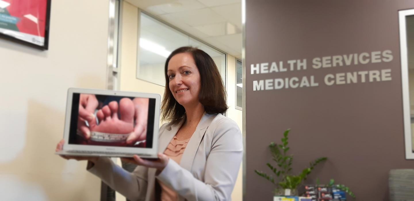 My health: consumers empowered by sharing medical 'selfies'