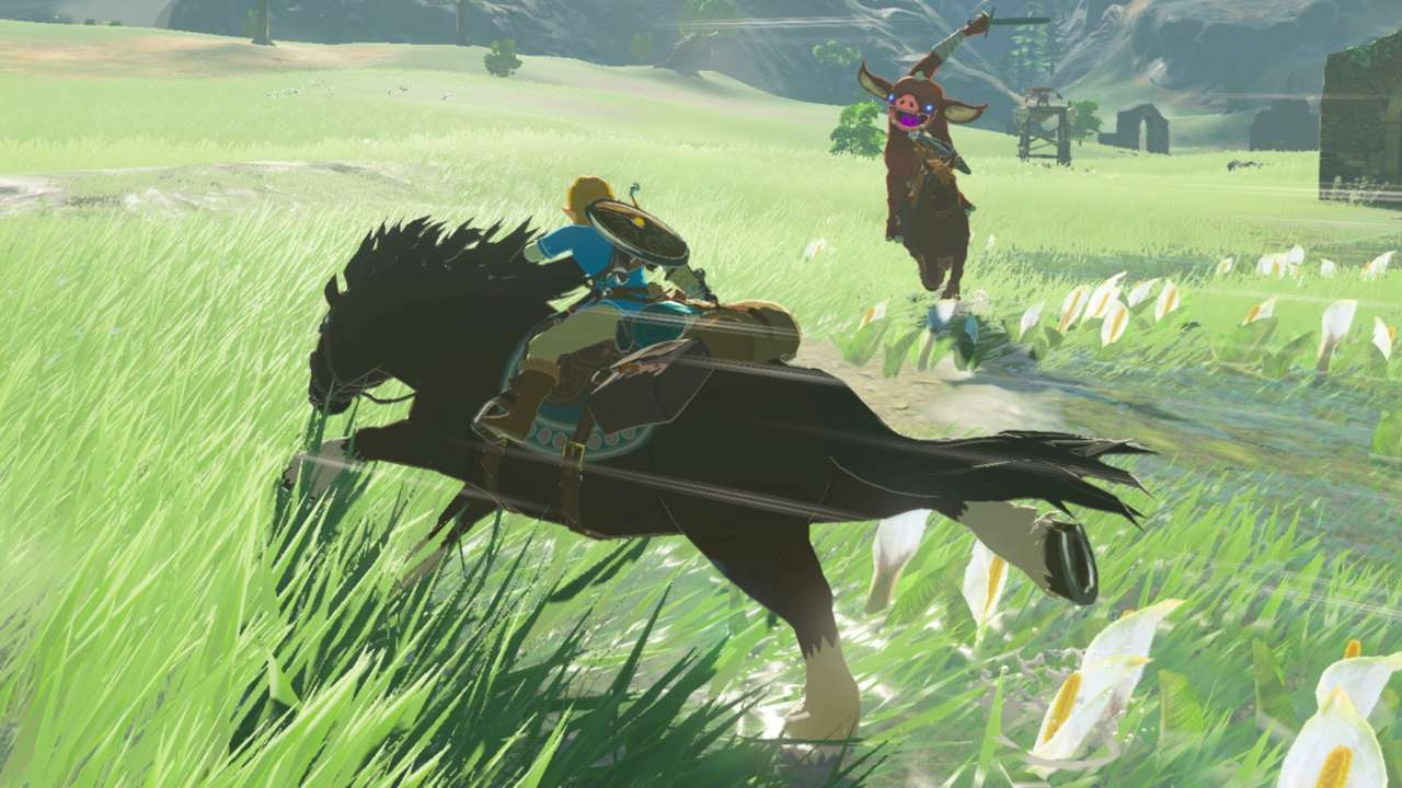 "Nintendo Is ""Evaluating"" Games-Streaming Technology"