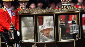 Queen Elizabeth II, master of soft power, celebrates her 93rd birthday with a massive parade