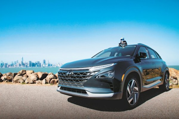 Hyundai Motor Group accelerates self-driving technology development : The DONG-A ILBO