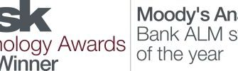 Moody's Analytics Wins Bank ALM System of the Year at Risk Technology Awards