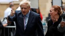 A 'muted' Johnson inches closer to PM chair after TV debate | UK News