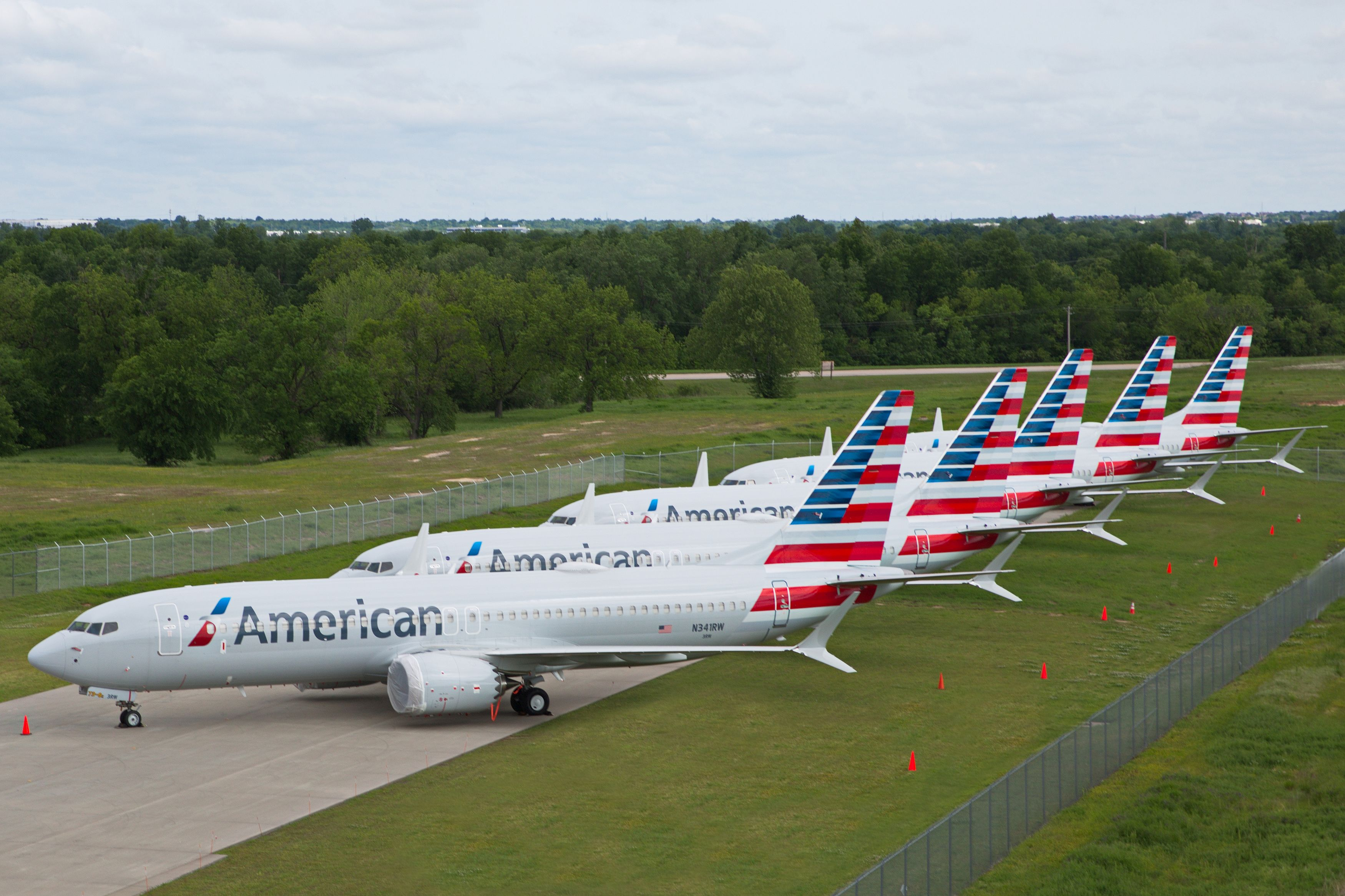 American Airlines extends Boeing 737 Max to September