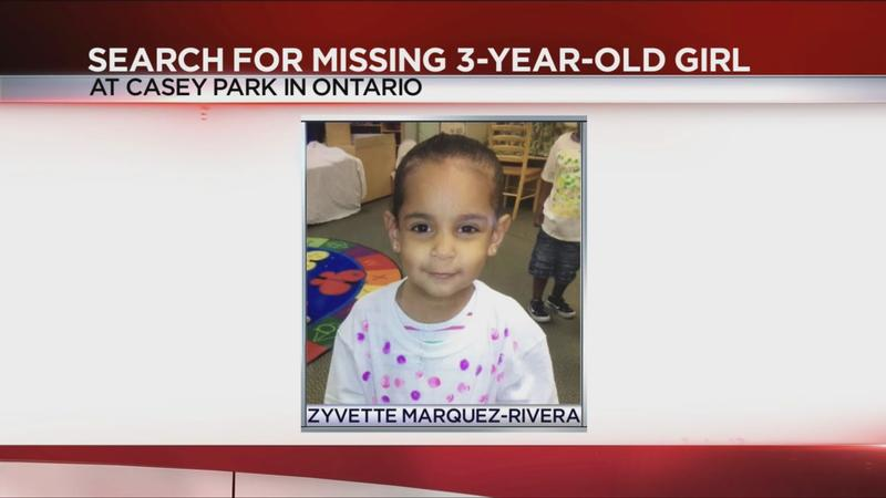 BREAKING: Body of missing 3-year-old found in Ontario
