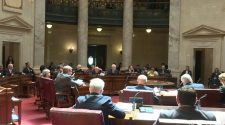 BREAKING: Senate narrowly approves state budget; Evers next to consider spending plan