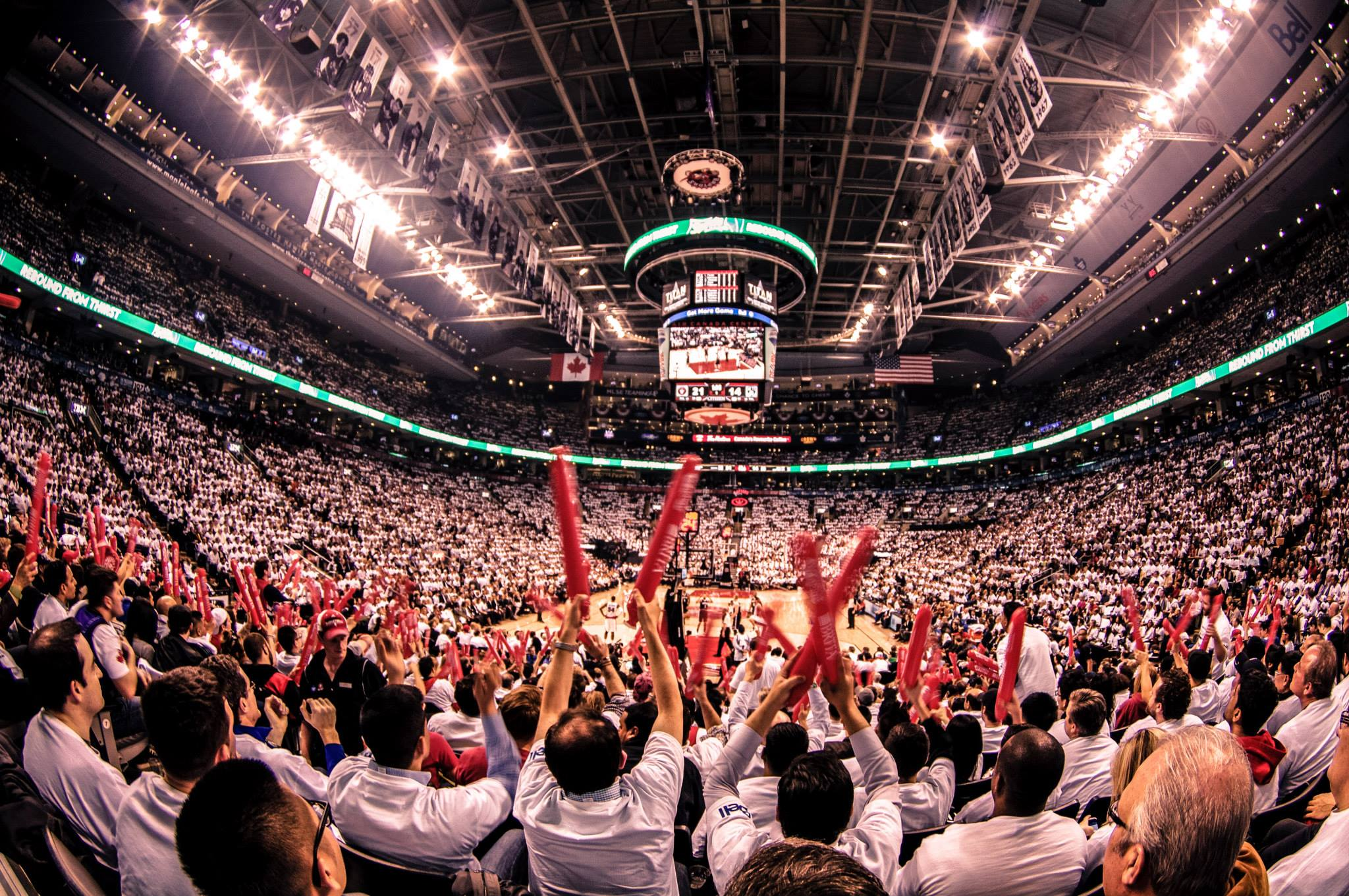 BREAKING: Toronto Raptors win Canada's first ever NBA Championship