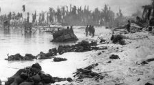 Battle of Tarawa: Graves of 30 U.S. Marines, sailors found on Pacific World War II battlefield