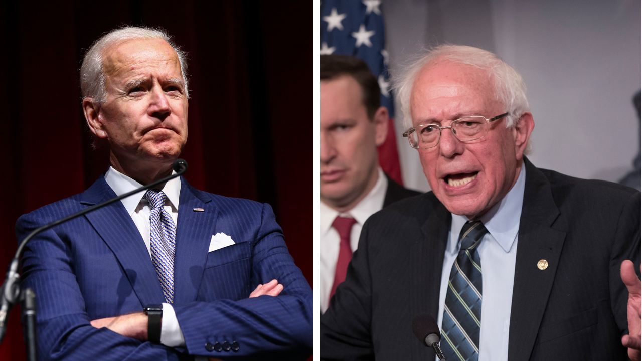 Biden warns against demonizing the rich during fundraiser: 'Rich people are just as patriotic'