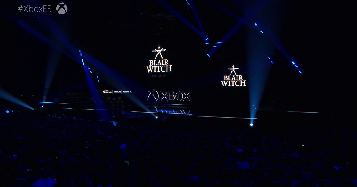 Blair Witch game trailer for Xbox One and PC