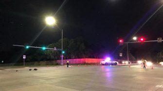 Breaking News: Lincoln Police report a serious motorcycle accident at 27th and Old Cheney