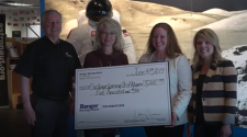 Challenger Learning Center of Maine receives technology upgrade donation