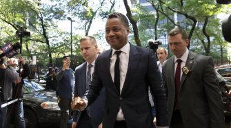Cuba Gooding Jr.: Actor faces charges of forcible touching in New York, lawyer says